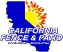 California Fence & Patio Logo